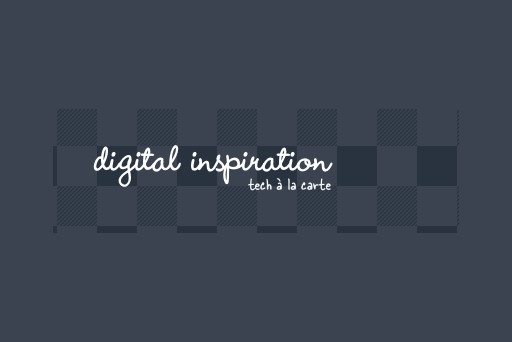 Digital Inspiration