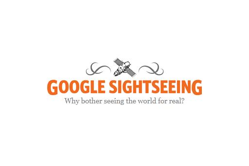 Google Sightseeing